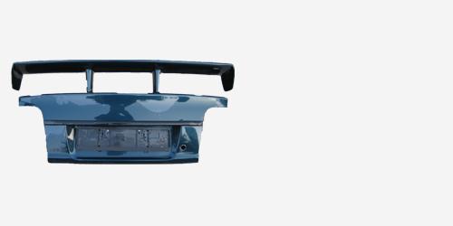 DTM-Heckpoiler Sedan