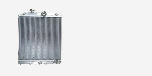Aluminium Wasserkühler